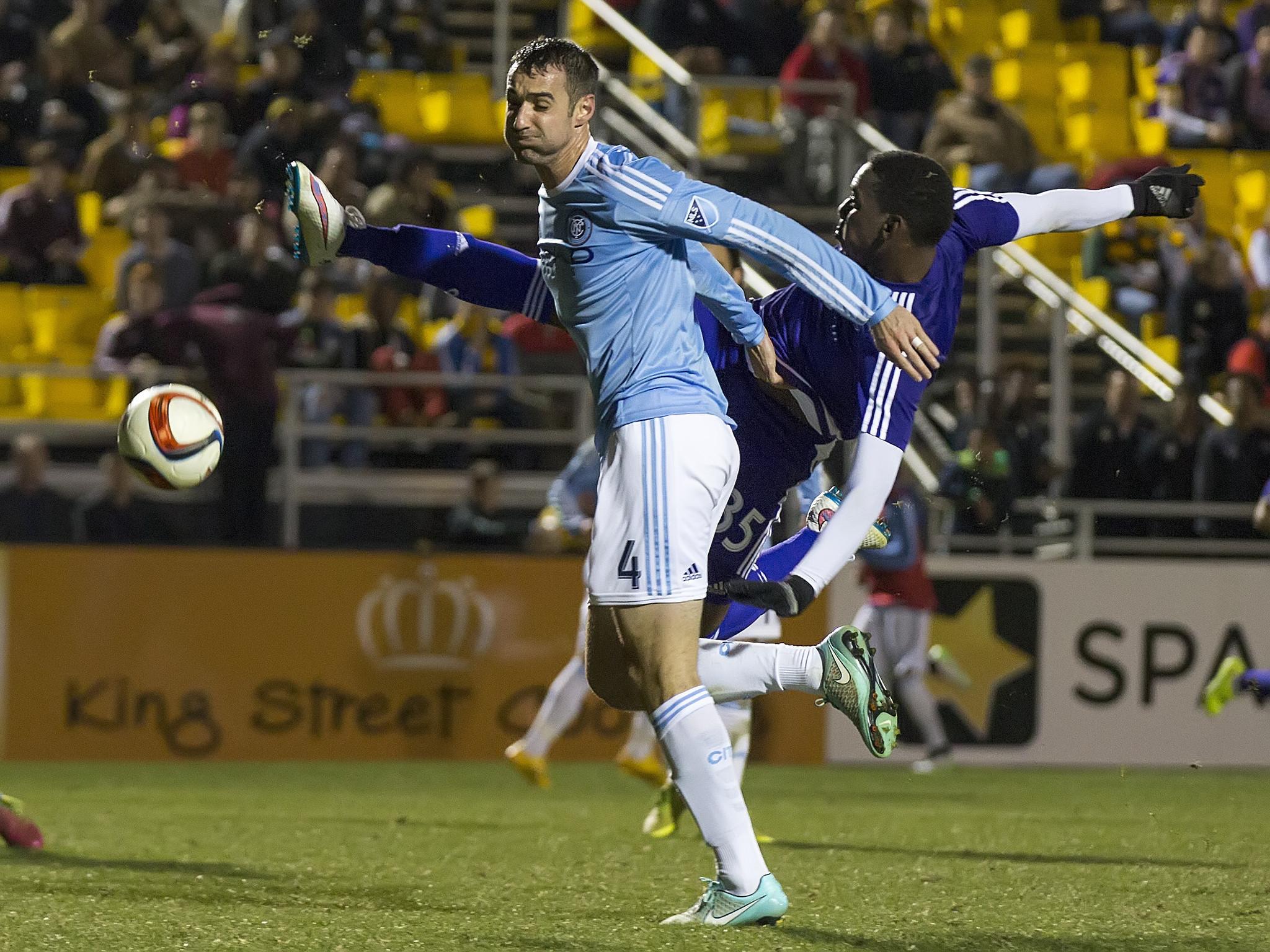Orlando City New York City FC draw 1 1 in dress rehearsal for 2048x1536