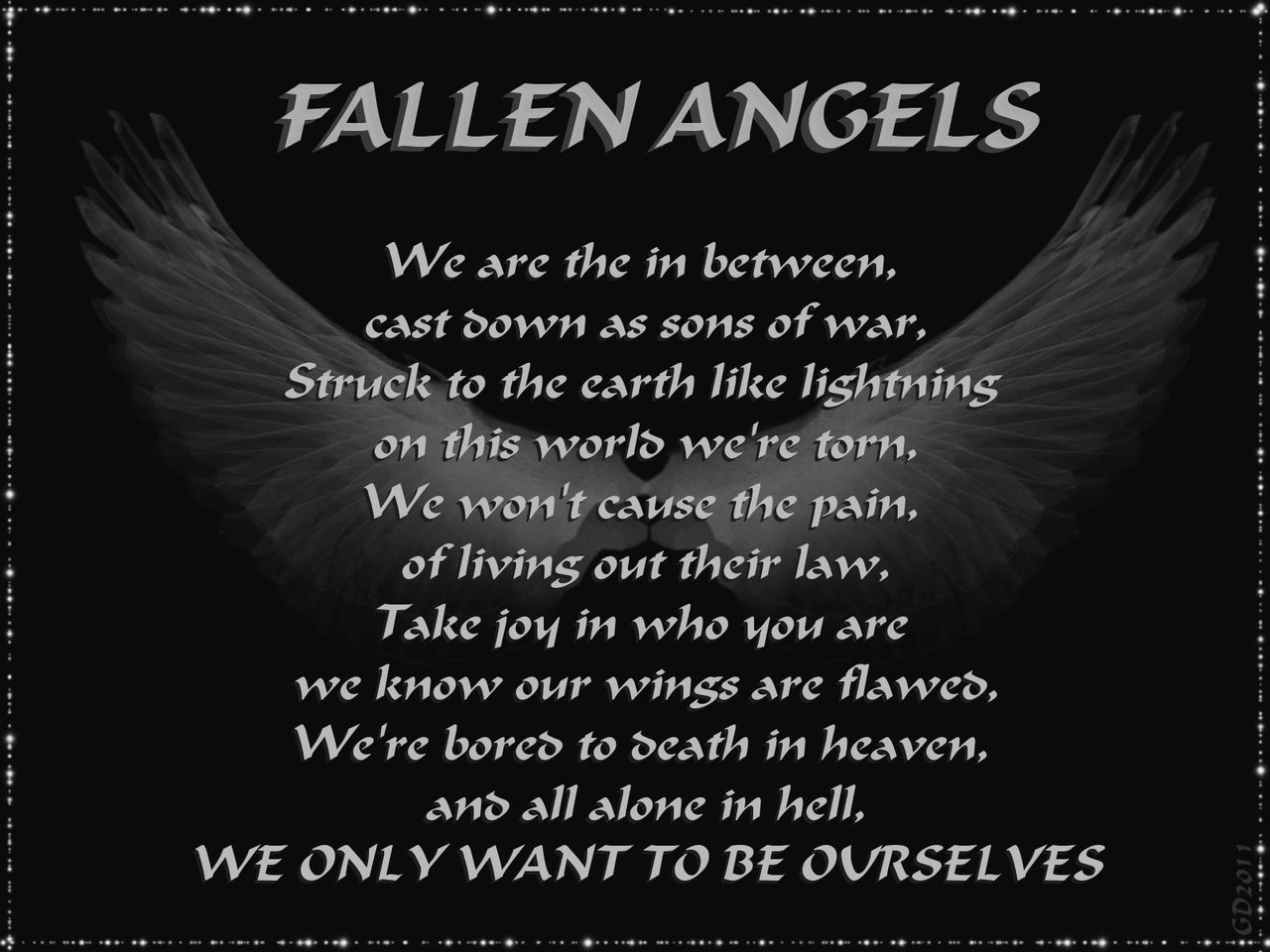 BVB Fallen Angels Lyrics by GD0578 1280x960