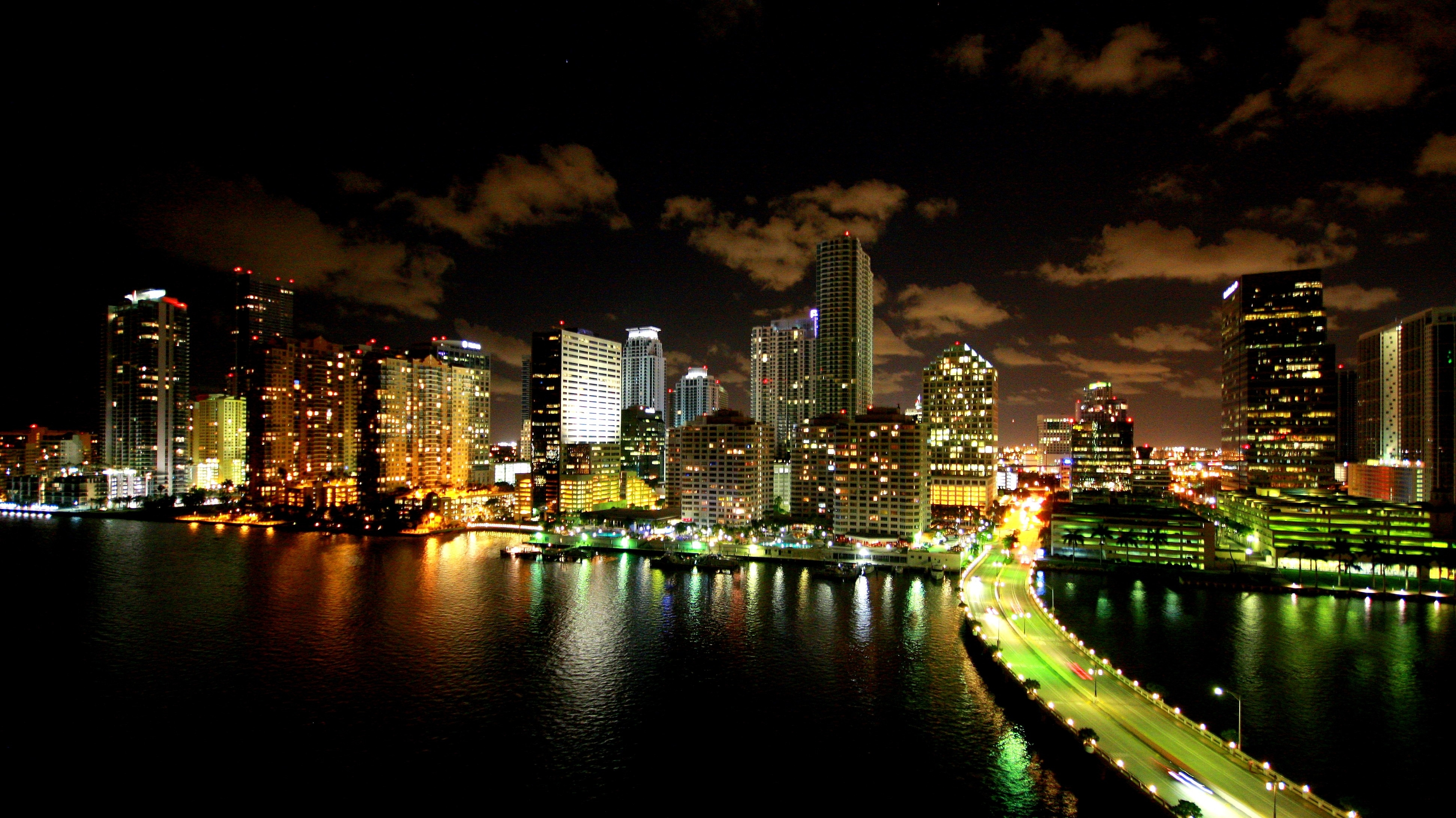 34 Miami HD Wallpapers Backgrounds 3888x2187