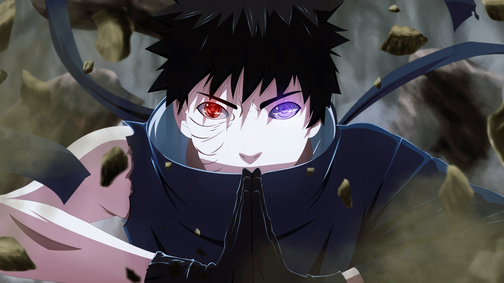 308 Obito Uchiha HD Wallpapers Background Images 1920x1080