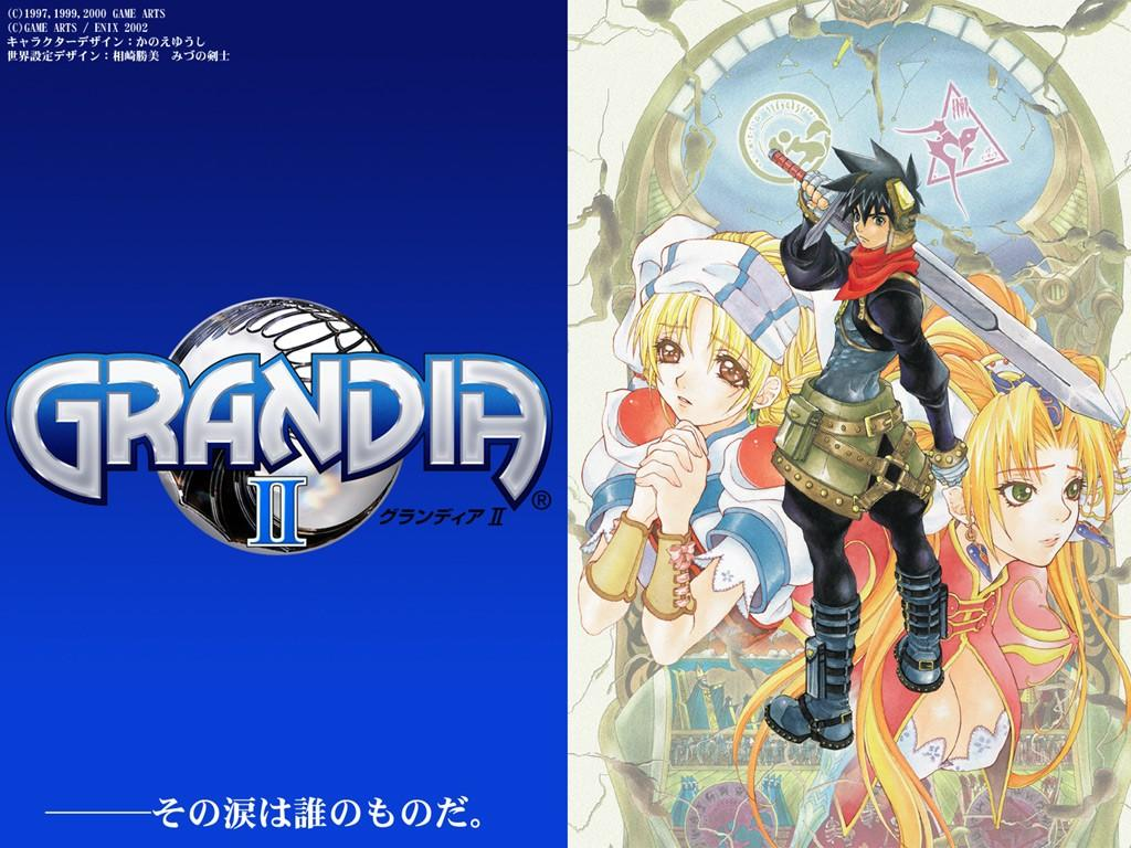 Grandia II HD Edition Coming To Steam And GOG This Year 1024x768