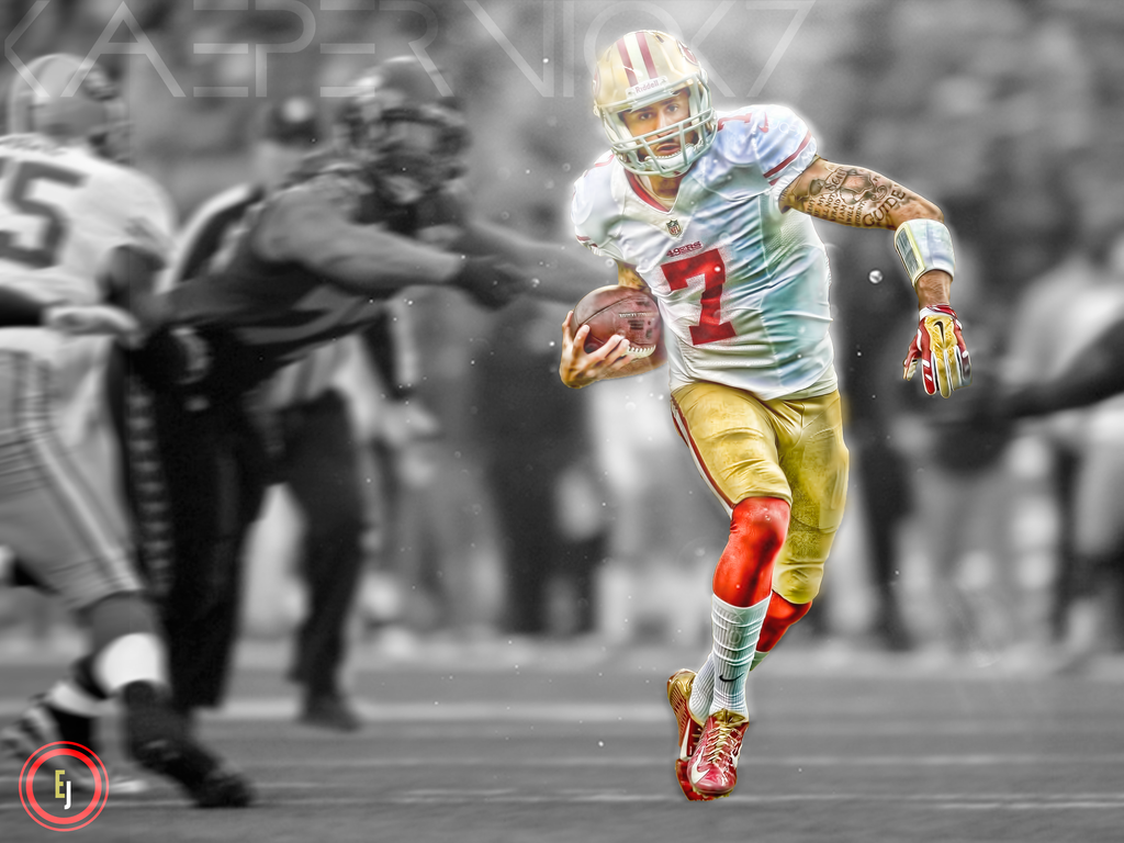 Colin Kaepernick Design by Ej GFX 1024x768