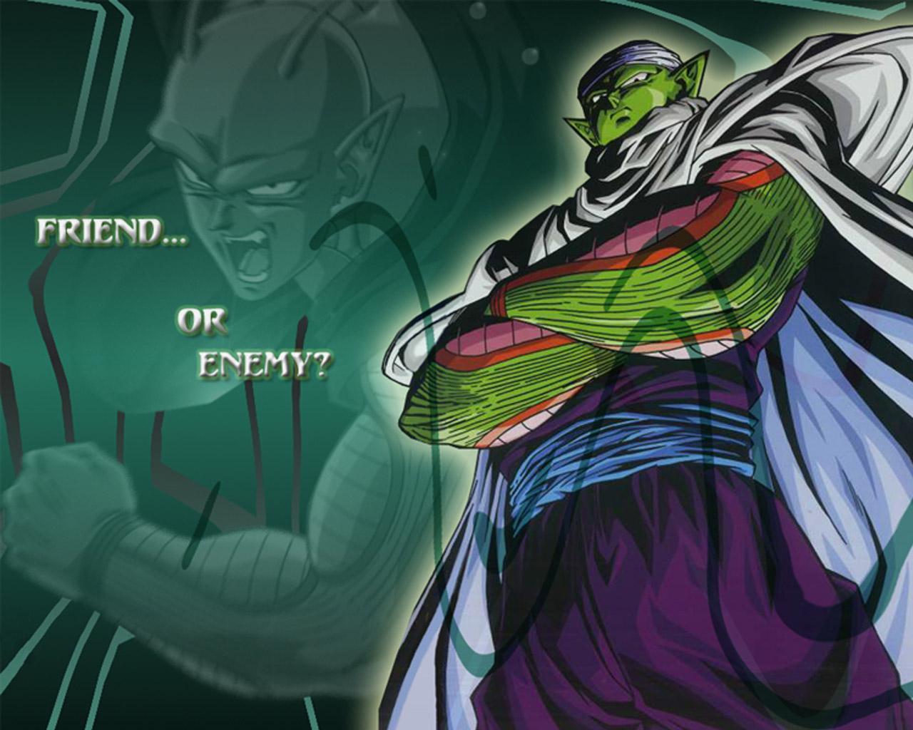49 Dragon Ball Z Piccolo Wallpaper On Wallpapersafari