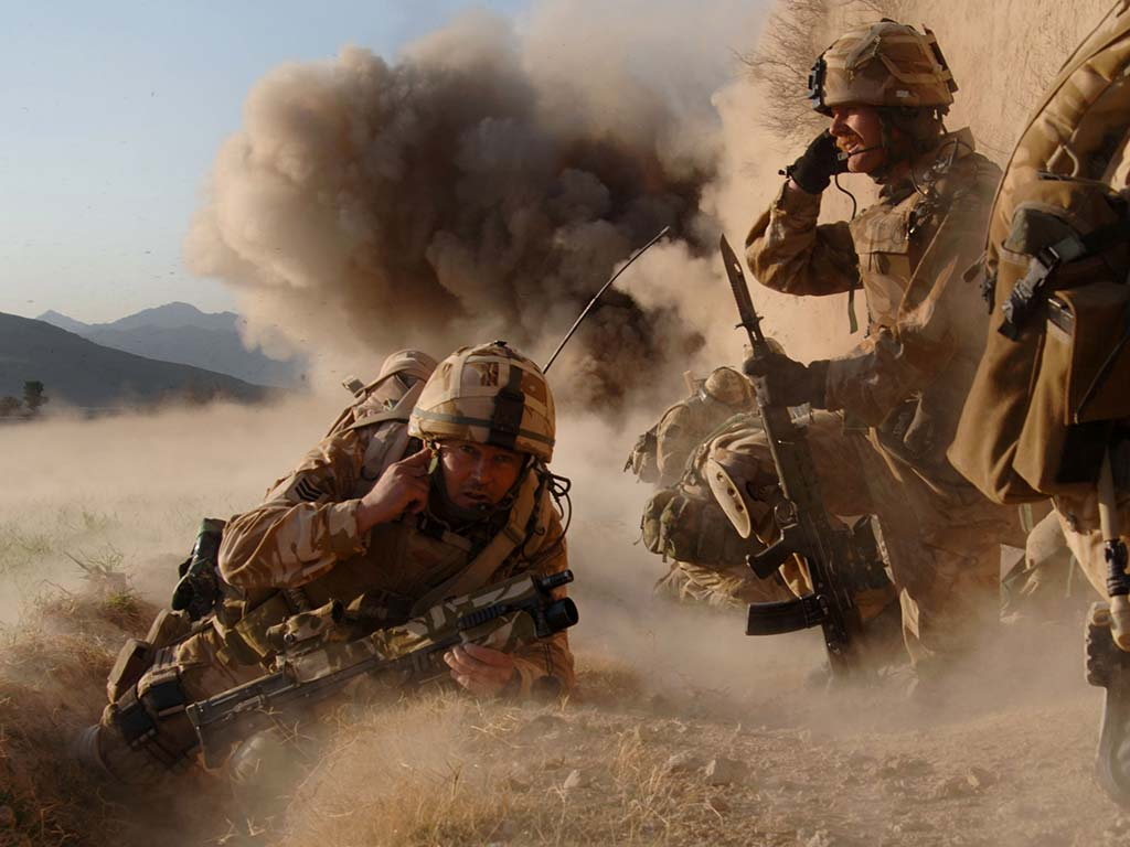 Military Soldiers In Combat 10398 Hd Wallpapers in War n Army 1024x768