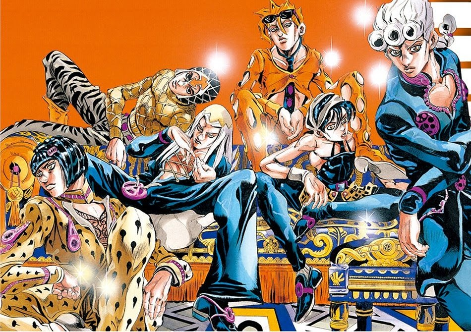 Need some sick part 5 wallpapers StardustCrusaders 950x670