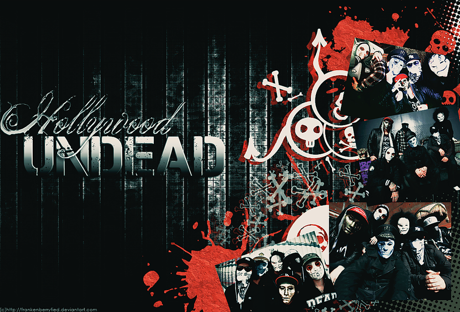 Vik Winchesters Blog Hollywood Undead Wallpaper 900x611