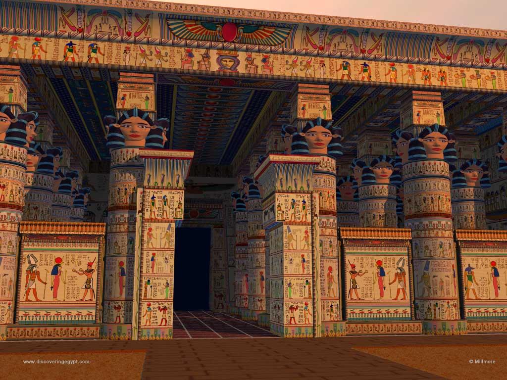 Pc wallpaper ancient egypt wallpapersafari for 3d wallpaper for home egypt