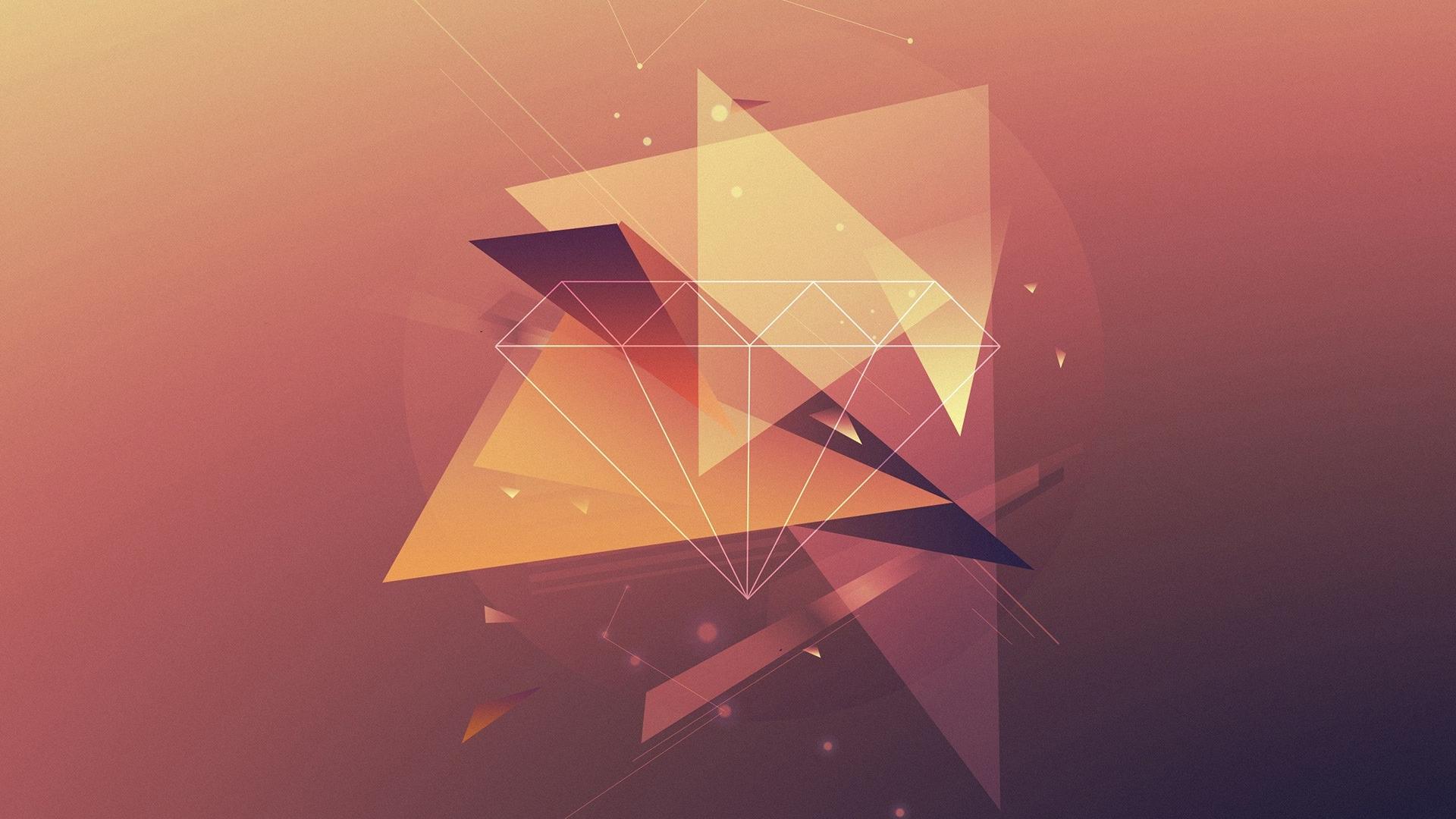 45 Cool Geometric Wallpapers On Wallpapersafari