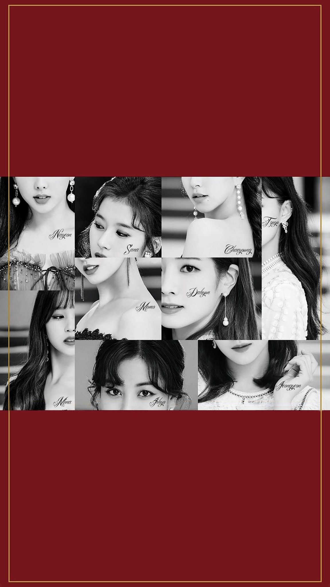 TWICE DOME TOUR 2019 Dreamday wallpaper TWICE 2 in 2019 1152x2048
