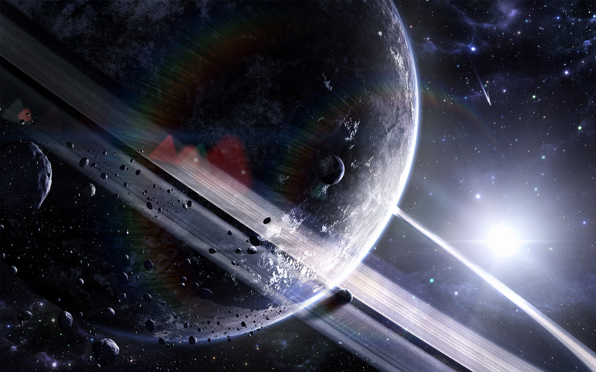 Space Hd Wallpapers 1080P wallpaper - 567538