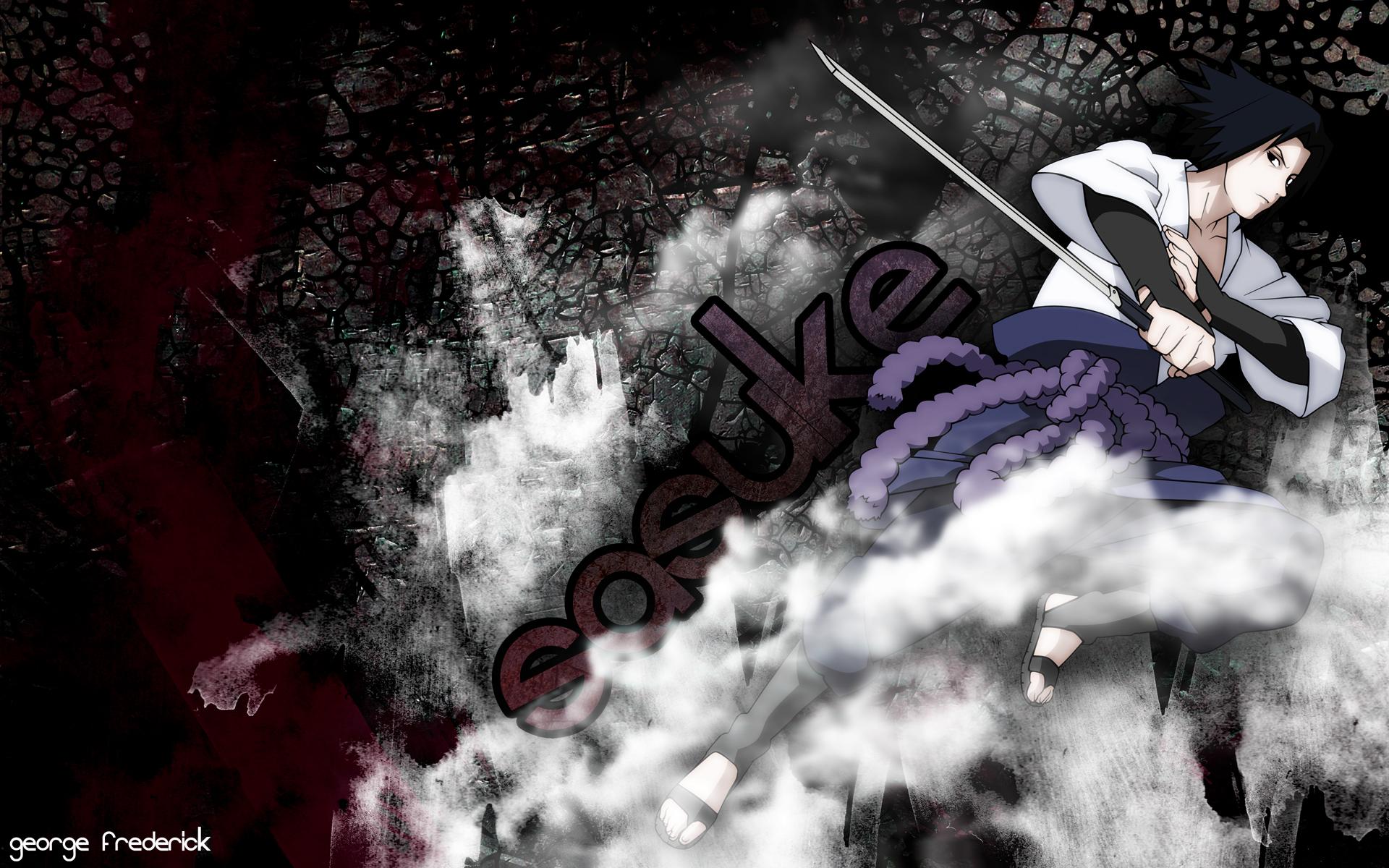 Sasuke Wallpapers HD 1920x1200