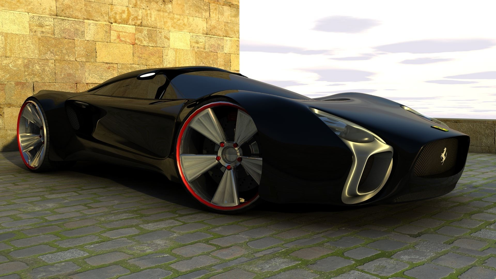 ... Concept Car Perfect For Your Wallpaper 1920x1080 | Full HD Wallpapers