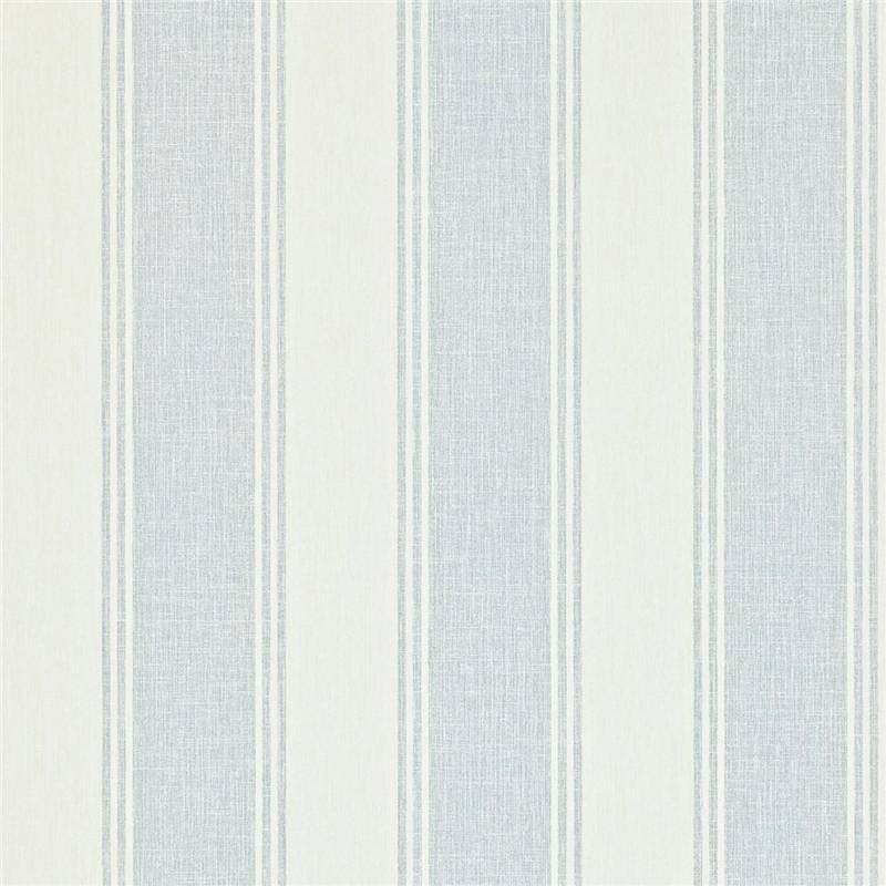 Blue Cream   211974   Addison Stripe   Maycott   Sanderson Wallpaper 800x800