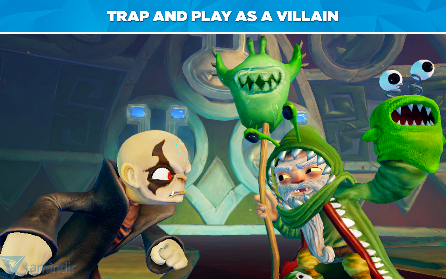 skylanders trap team wallpaper - photo #21