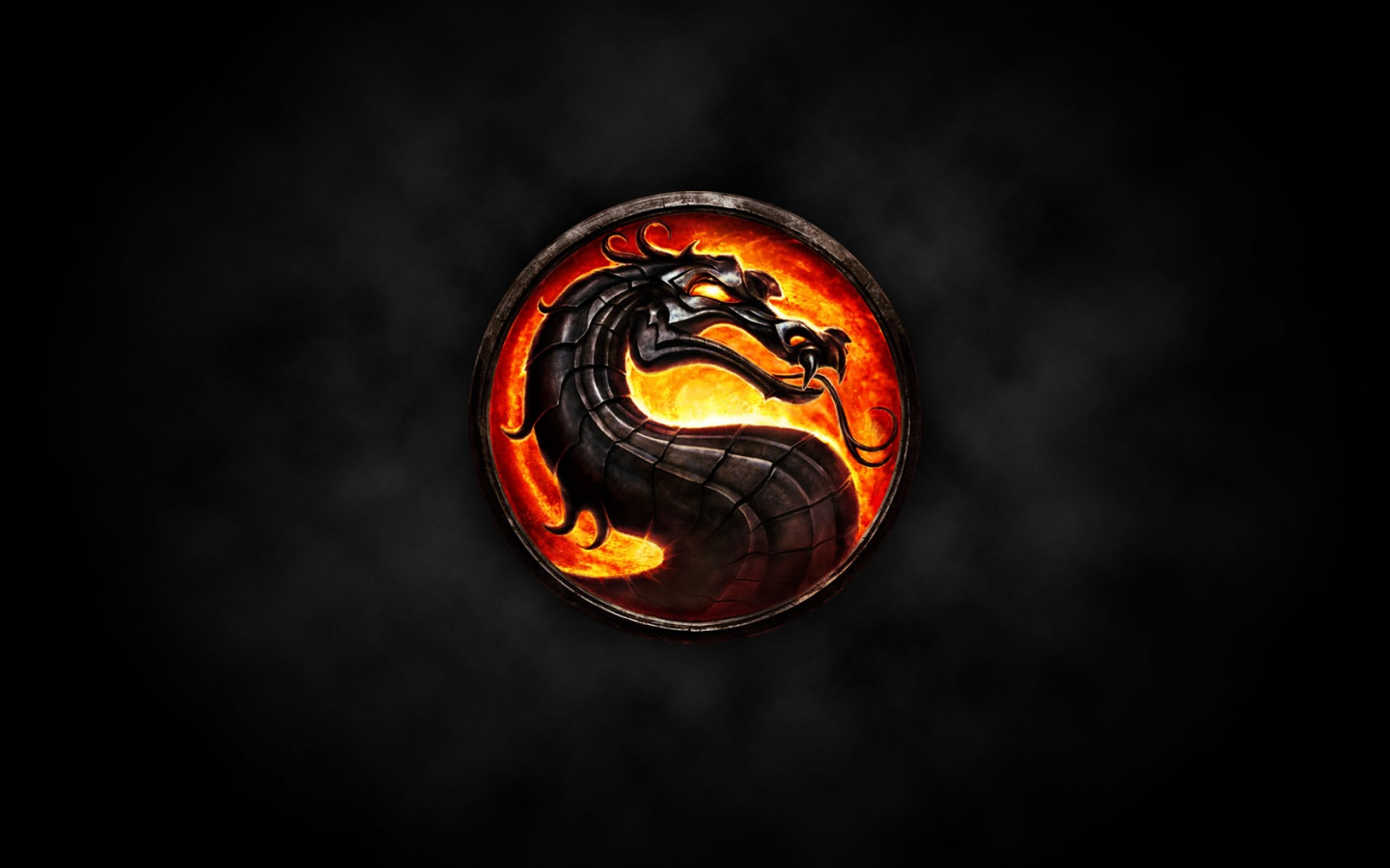 Mortal Kombat Wallpaper Symbol HD 4979 Wallpaper Cool Walldiskpaper 1440x900