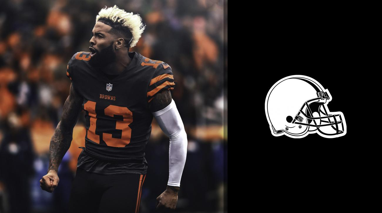 Odell Beckham Jr Browns WR adds electricity to Cleveland offense 1300x724