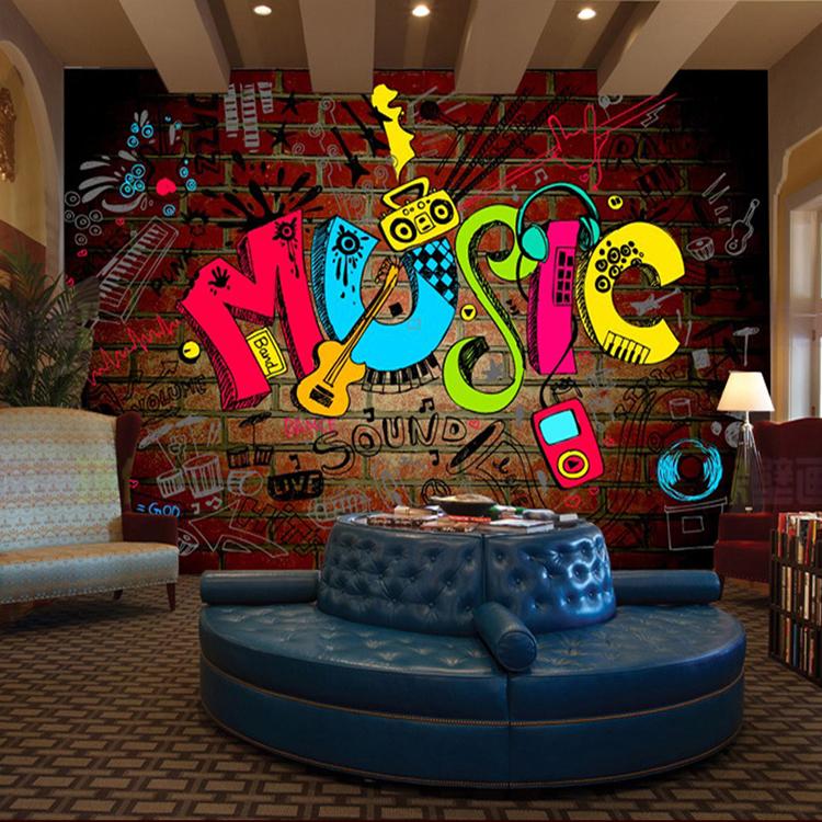 Graffiti Wallpaper Mural Promotion Online Shopping for Promotional 750x750