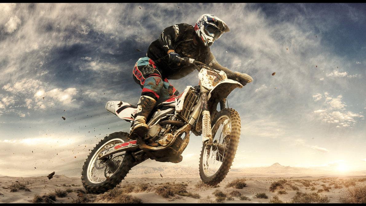 Motocross wallpaper by D BH 1191x670