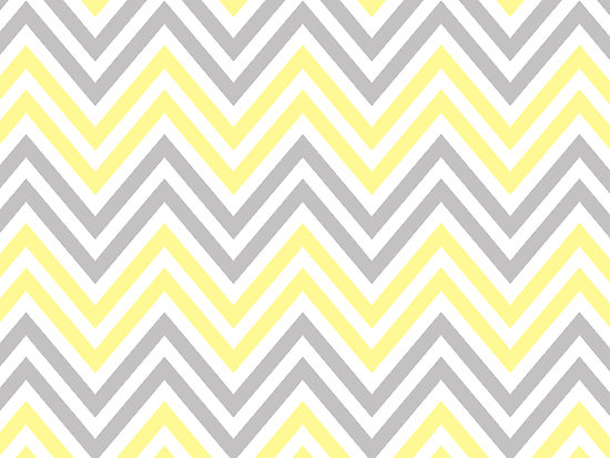 Portfolio Zigzag Chevron Stripes   White Yellow Gray 550x413
