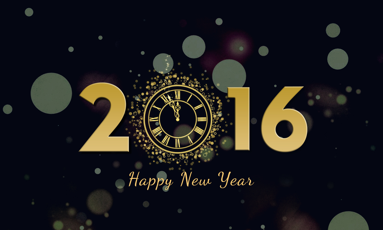 New Year 2016 Images HD Wallpapers Download For Desktop WhatsApp 1600x962