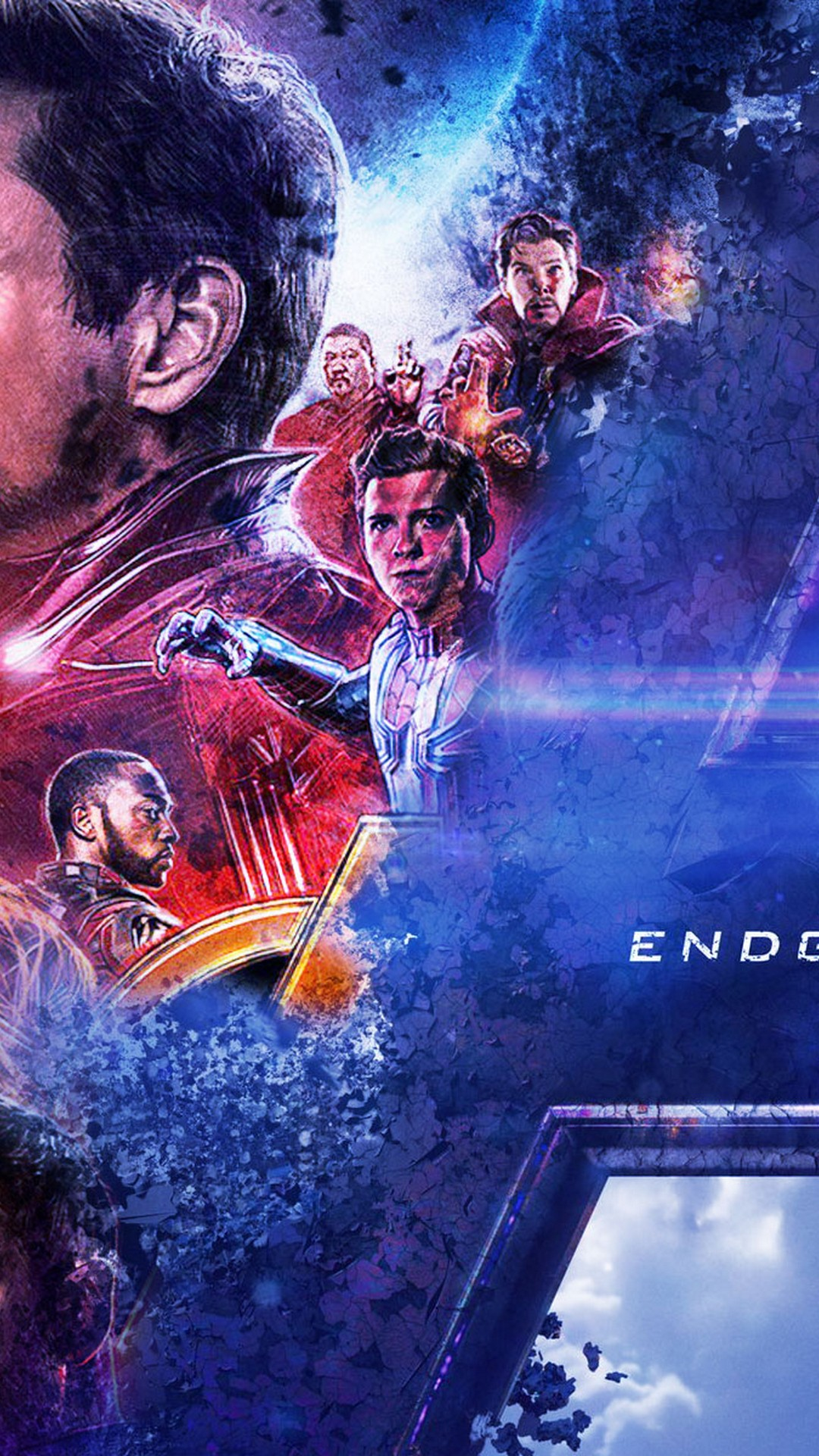 Wallpapers Phone Avengers Endgame   2019 Android Wallpapers 1080x1920