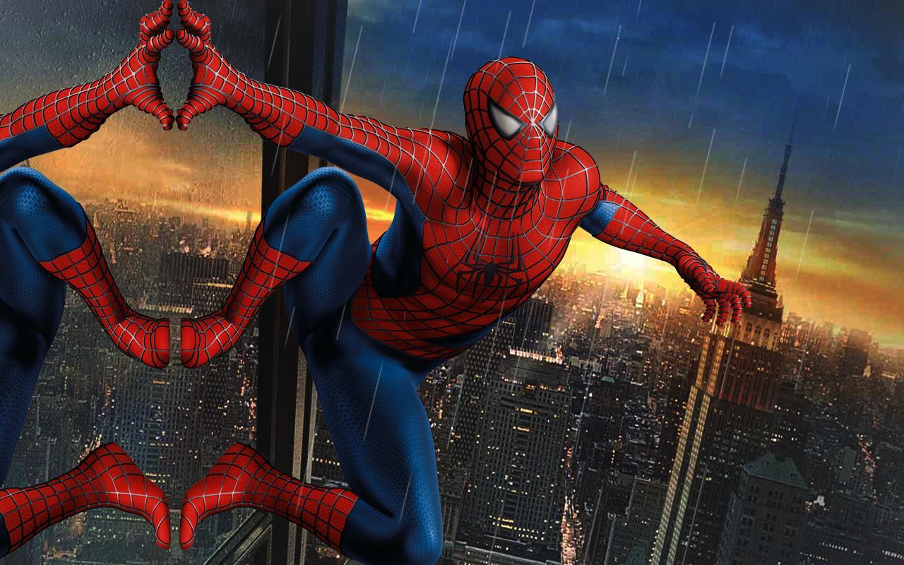 Spiderman wallpapers HDwallpapers fonds dcran gratuits 1280x800