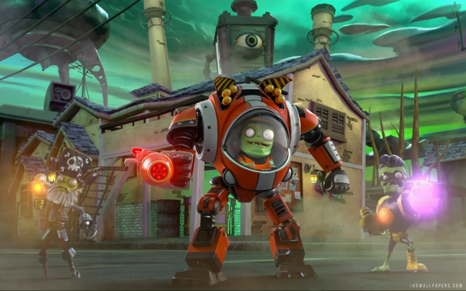 pvz garden warfare 2 wallpaper wallpapersafari