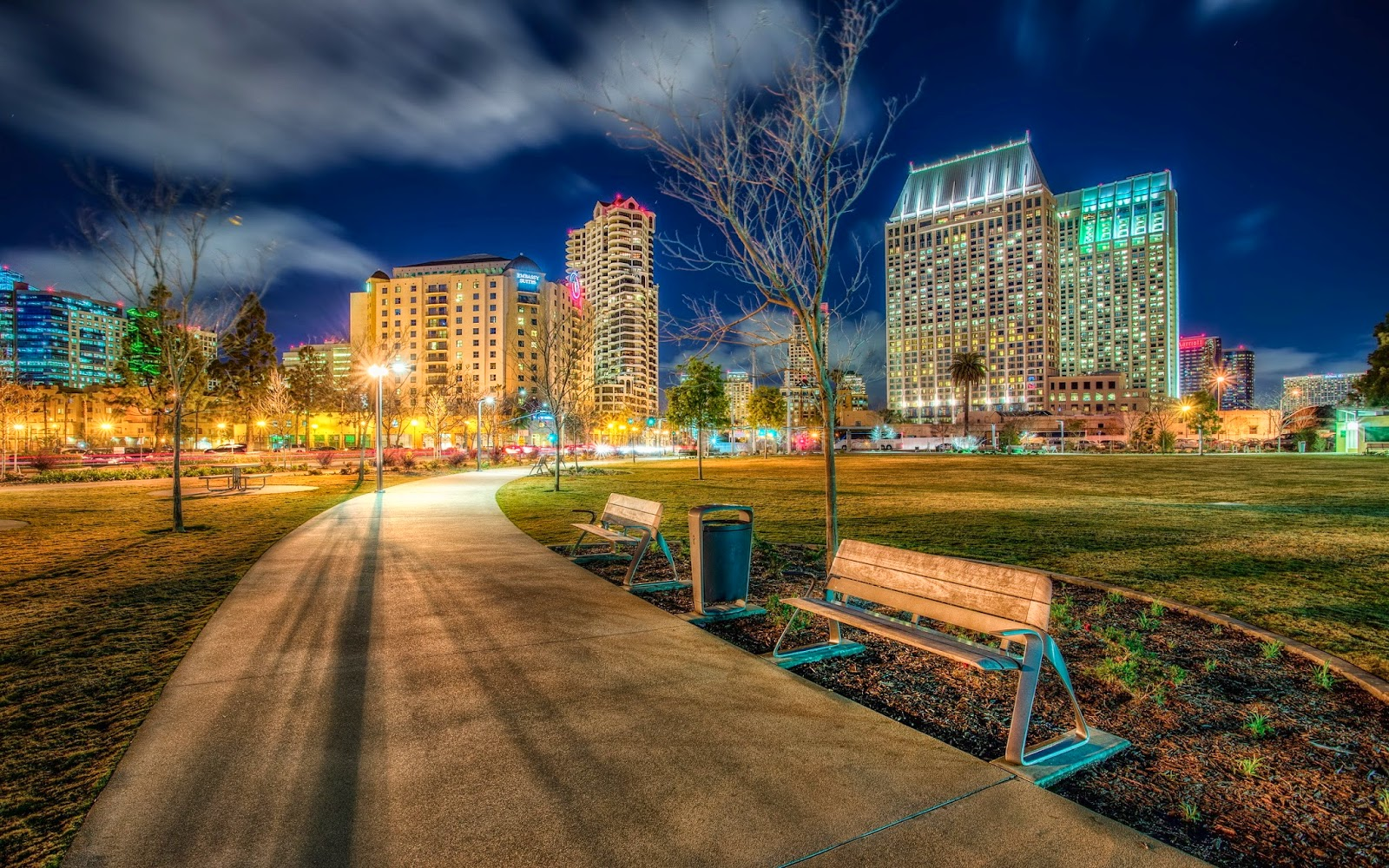 Ruocco Wallpaper San Diego California   Park wallpaper at San Diego 1600x1000