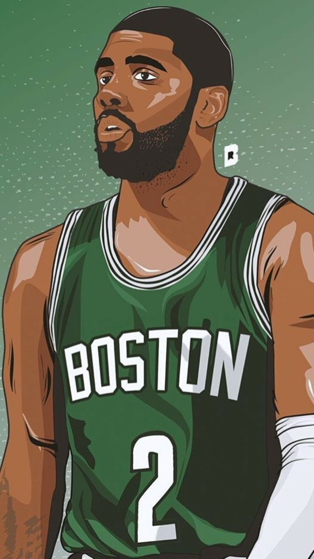 Download Kyrie Irving Boston Celtics BASKETBALL Pinterest 1080x1920
