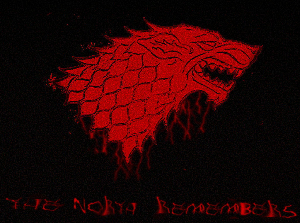 The North Remembers Wallpaper 1024x761