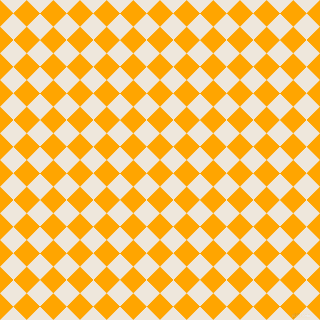 Orange and White Linen checkers chequered checkered squares seamless 628x628