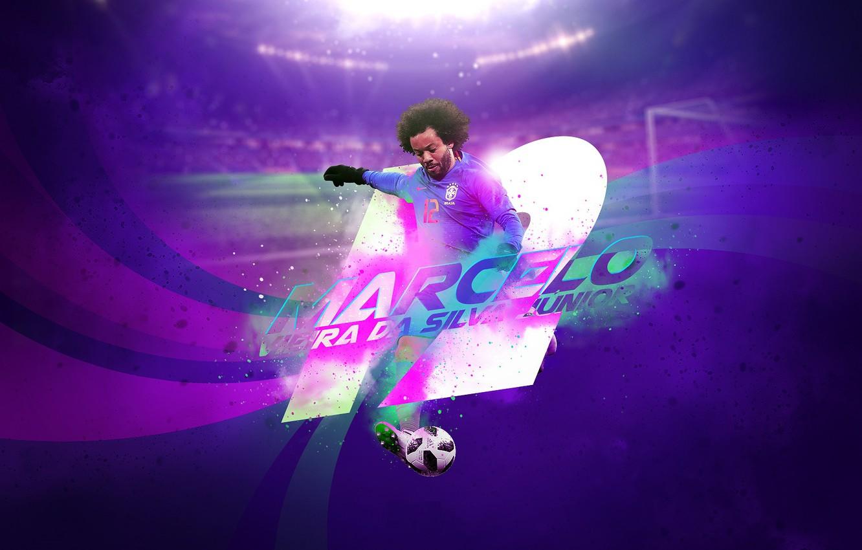 Wallpaper wallpaper sport stadium football player Marcelo 1332x850