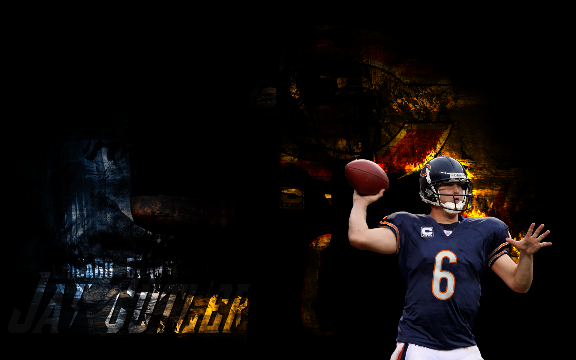 Chicago Bears HD desktop wallpaper Chicago Bears wallpapers 1920x1200