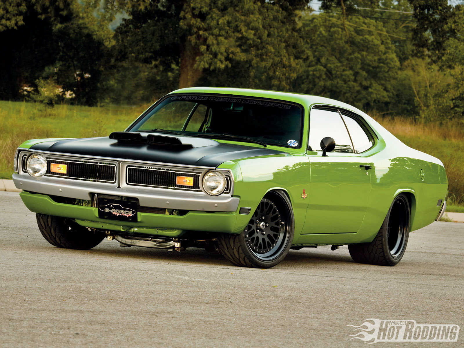 Dodge Demon hot rod muscle cars classic wallpaper 1600x1200 31830 1600x1200