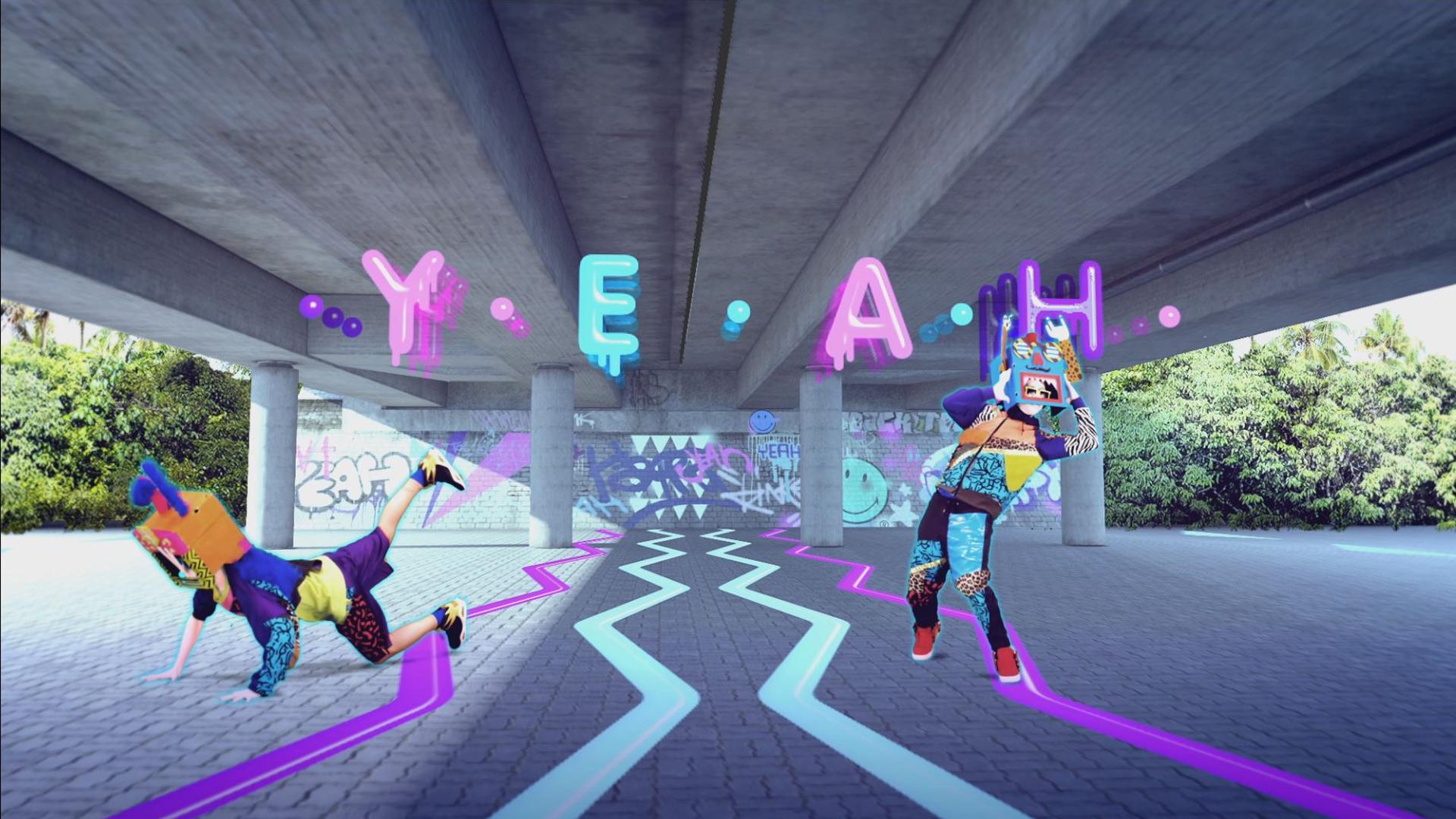 Just Dance 2015   E3 2014 Artworks Media   Artworks DLHNET The 1920x1080