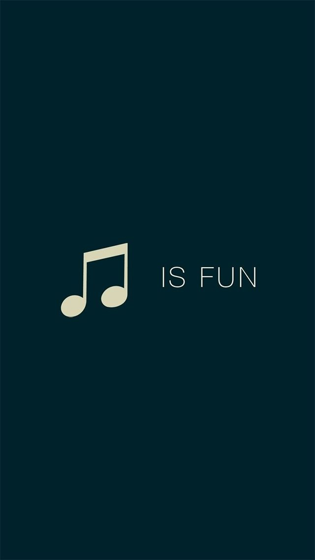 Free Download Music Is Fun Iphone 5 Wallpaper Inspiration And