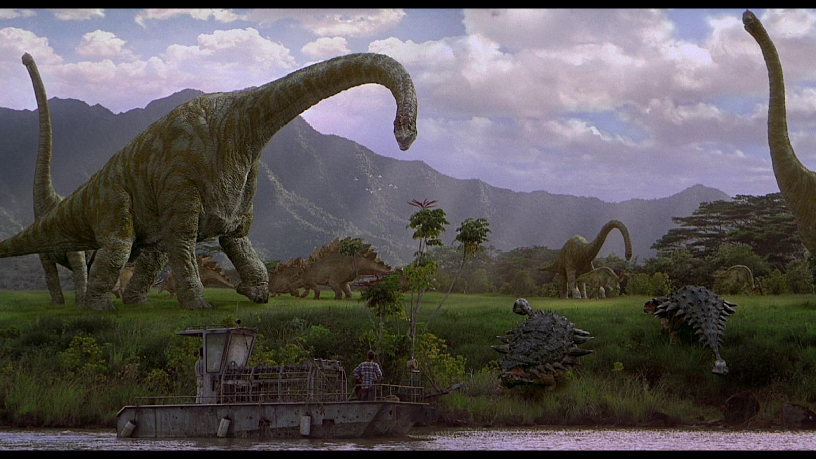 [48+] Jurassic Park Wallpapers HD on WallpaperSafari