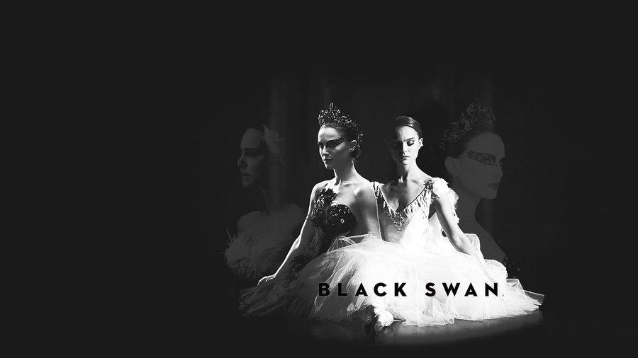Black Swan Wallpaper by Alekt0o 900x506