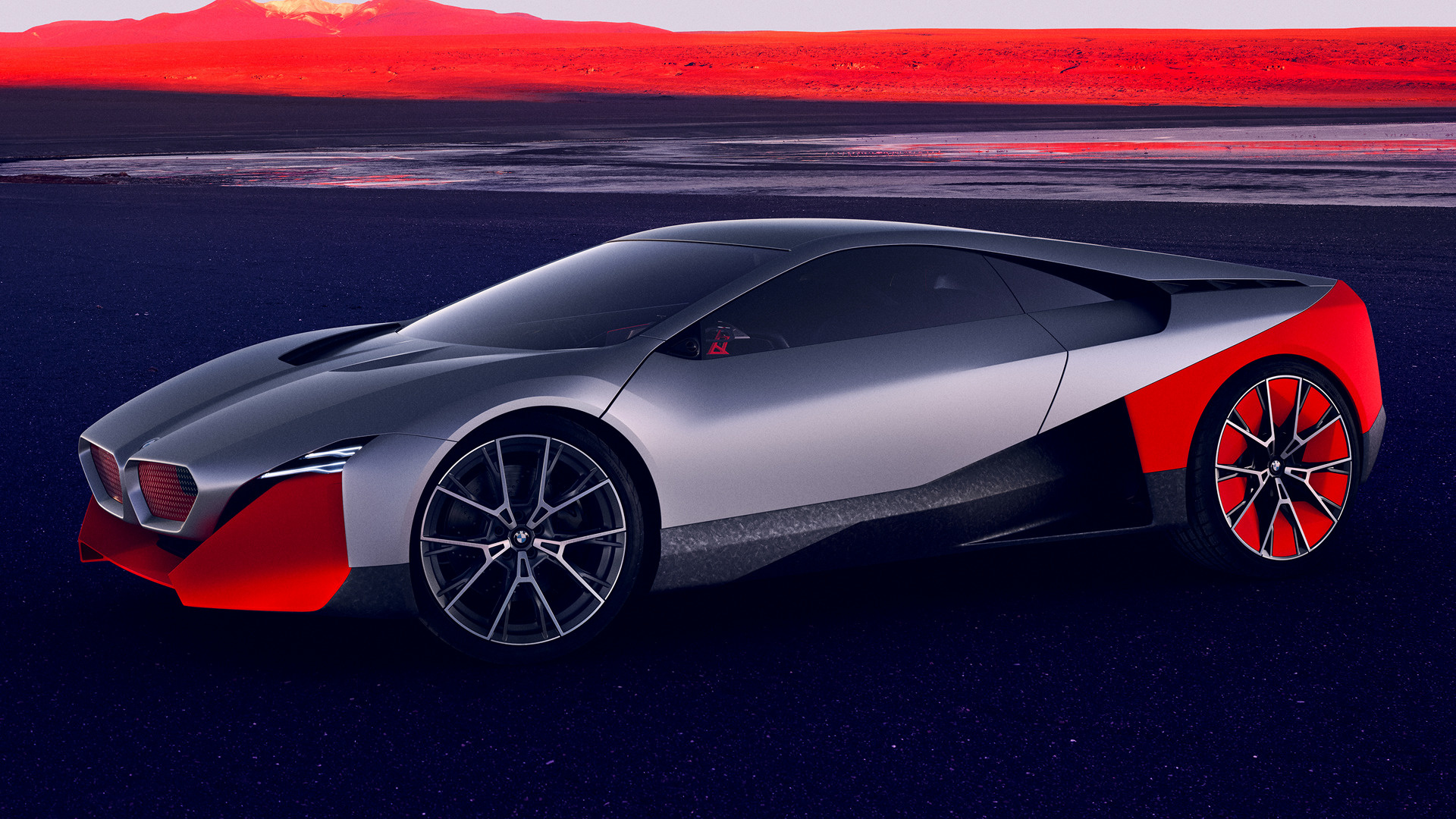 2019 BMW Vision M Next   Wallpapers and HD Images Car Pixel 1920x1080