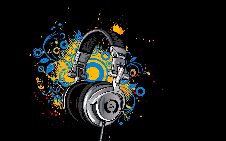 Download Headphones Wallpaper 1440x900 Wallpoper 420923 1440x900