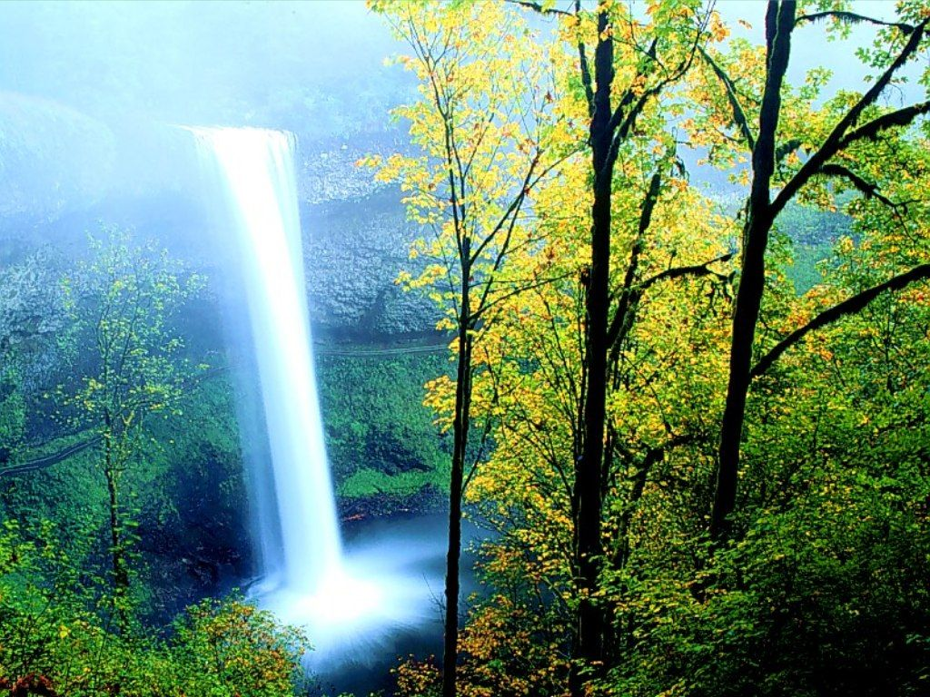 Waterfall Wallpapers HD Waterfall Wallpapers HD 1024x768