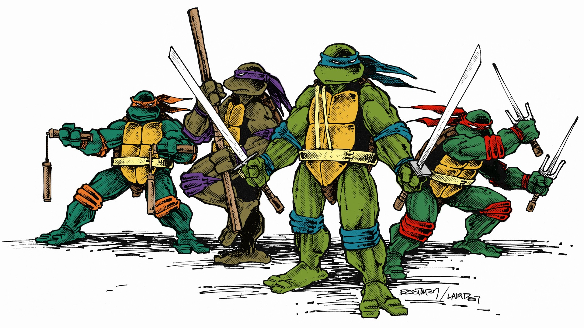 15 DIY Ninja Turtle Costume Ideas Cowabunga!  DIY Projects