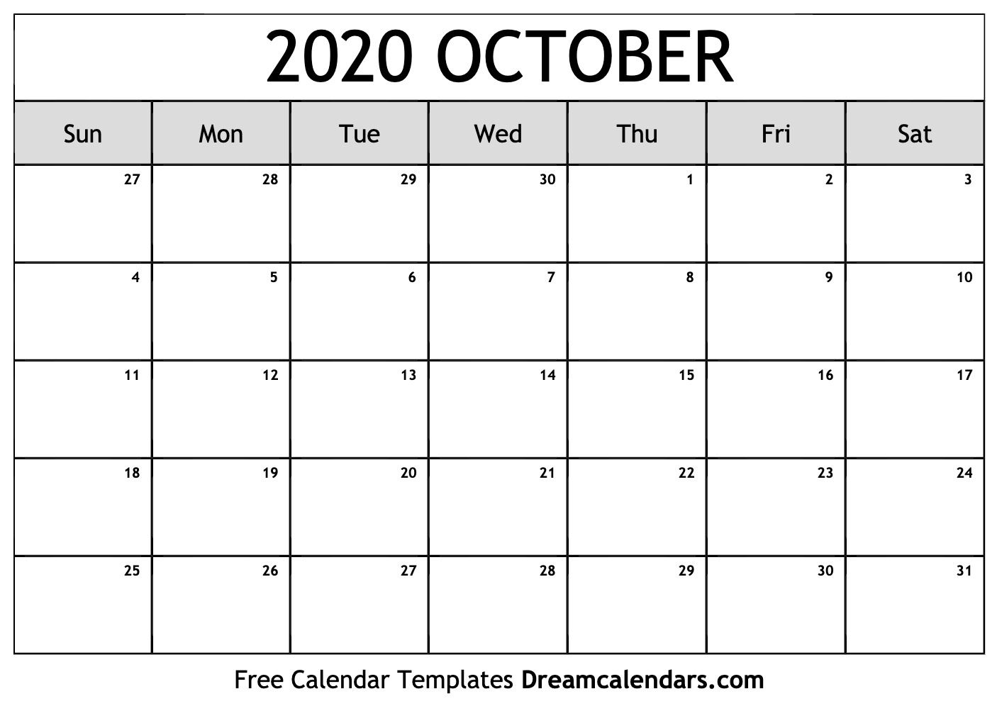 October 2020 Calendar Wallpapers   Top October 2020 Calendar 1406x1020