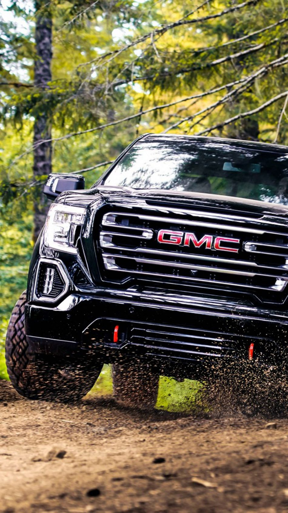 Free Download Download Gmc Sierra At4 Crew Cab Off Roading