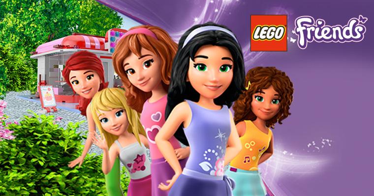 LEGO Friends anunciado oficialmente para Nintendo 3DS y DS 760x400