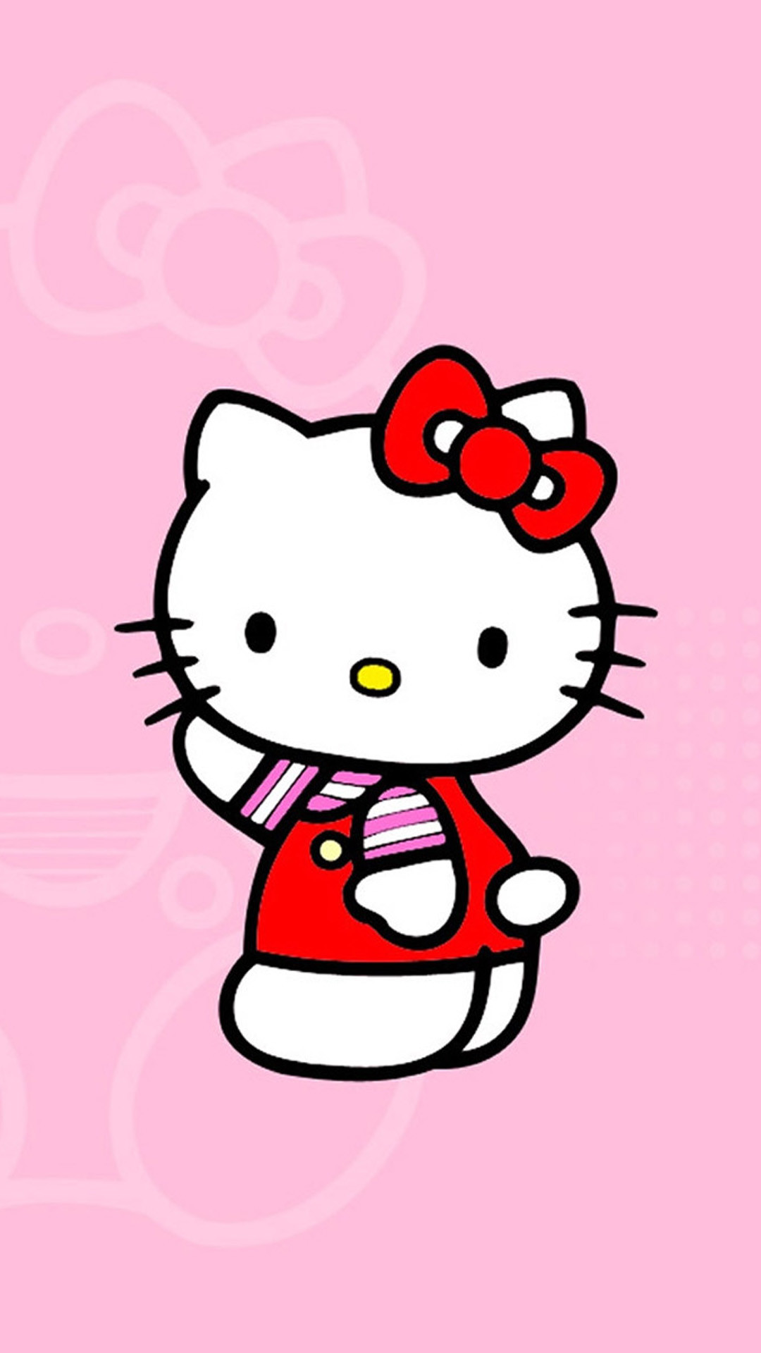 Hello Kitty Wallpaper for iPhone 72 images 1080x1920