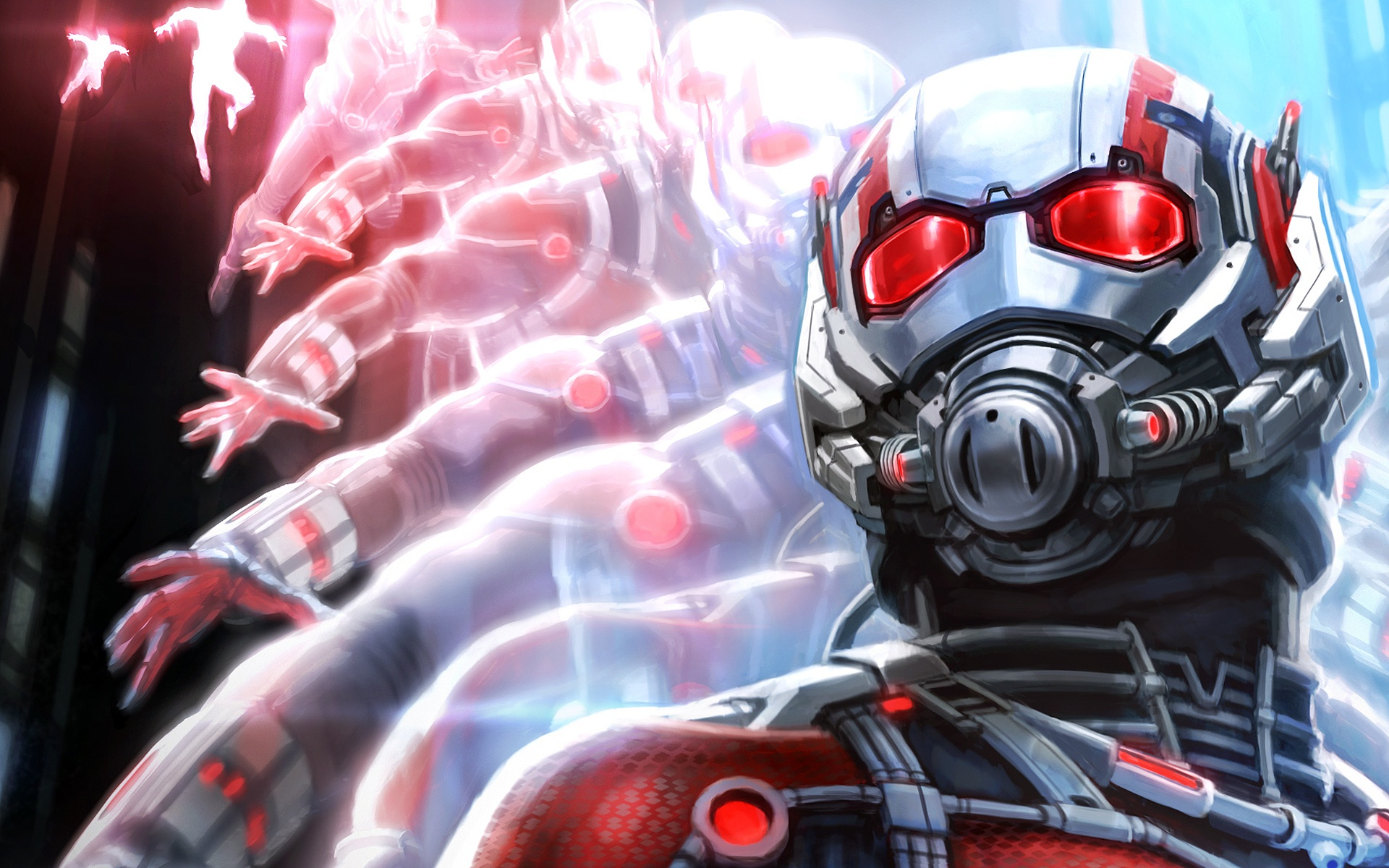 Ant Man Android HD Wallpapers 1920x1200