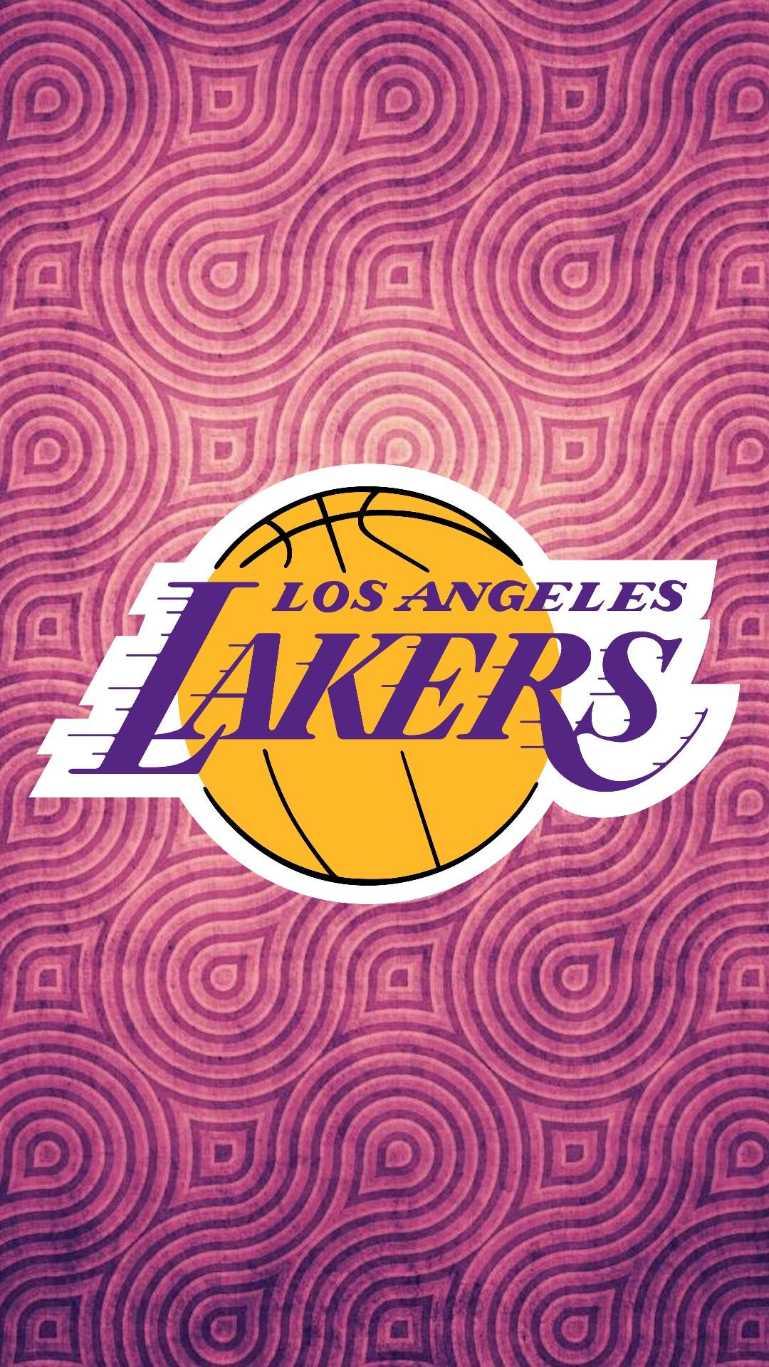 LA Lakers iPhone XS Wallpaper   2020 NBA iPhone Wallpaper 1080x1920
