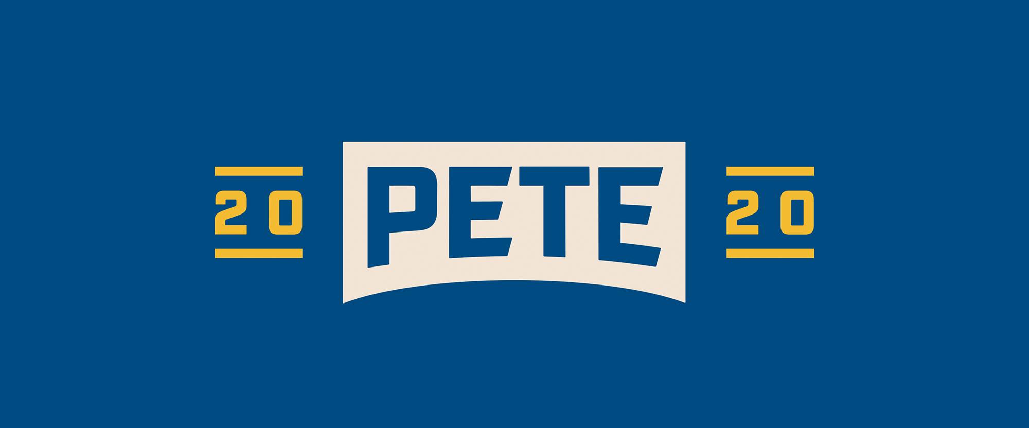 Brand New New Logo and Identity for Pete Buttigieg by Hyperakt 2000x832