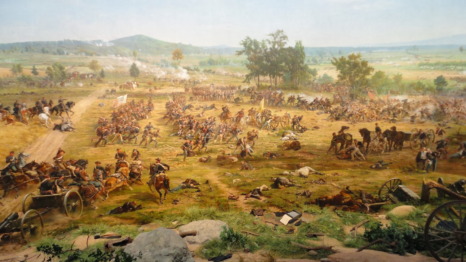 Gettysburg Wallpapers 1600x900